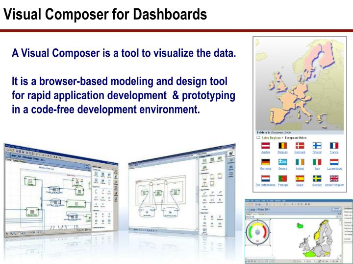 Visual Composer for Dashboards