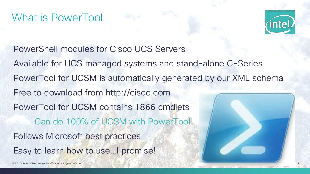 PPT - Cisco UCS PowerTool PowerPoint Presentation - ID:1692697