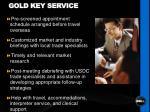 gold key service