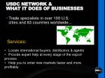 usdc network what it does of businesses