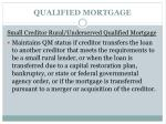 qualified mortgage8