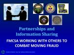 fmcsa working with others to combat moving fraud