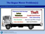 the rogue mover problem s