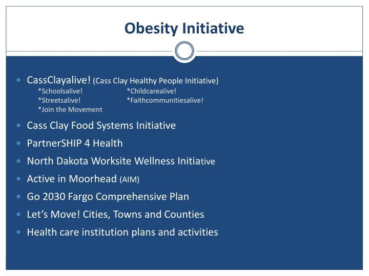 Obesity Initiative