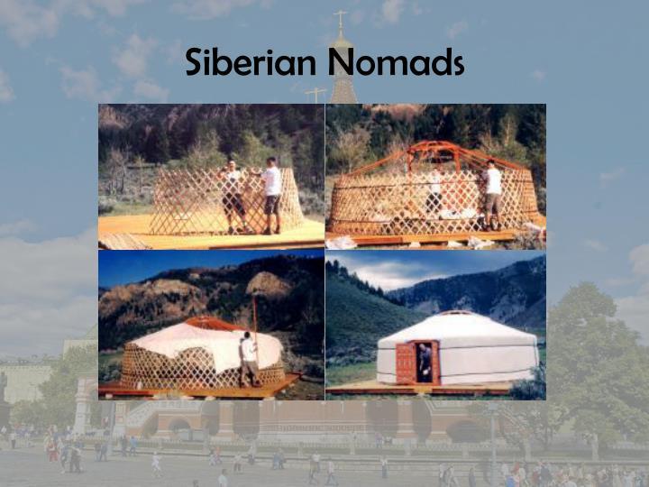 Siberian Nomads
