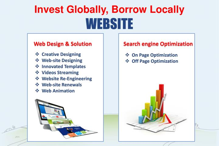 Invest Globally, Borrow Locally