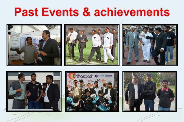 Past Events & achievements