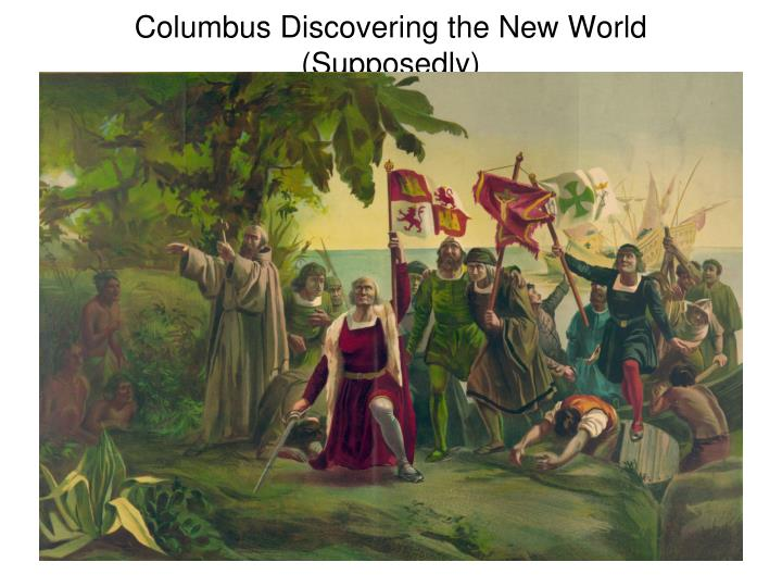 truth about christopher columbus the man As close as we can possibly get to the truth of christopher columbus from his christopher columbus: an exploration of the man, the.