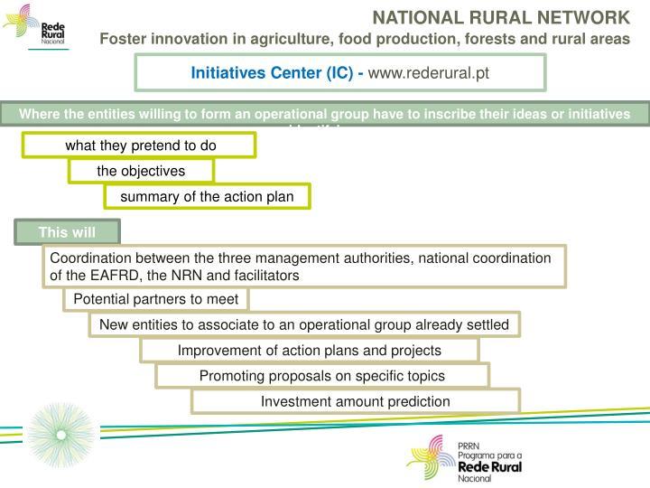 NATIONAL RURAL NETWORK