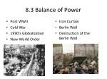 8 3 balance of power