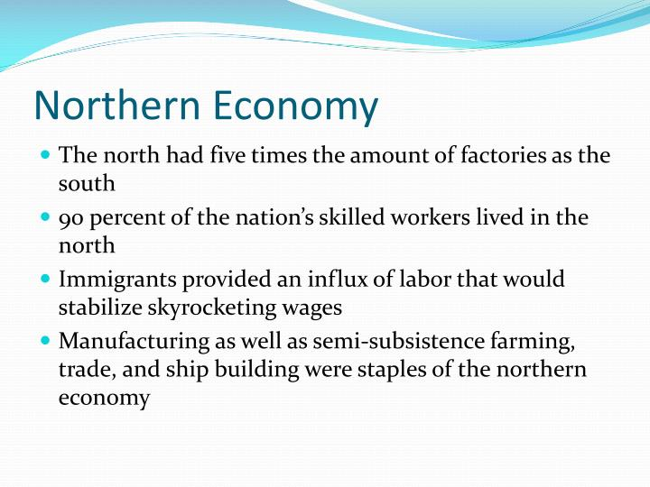 Northern Economy