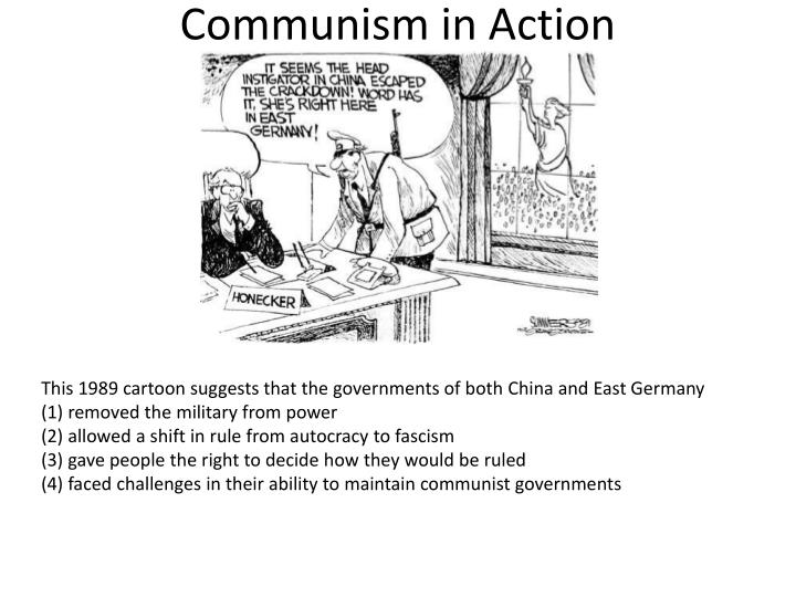 Communism in Action