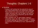thoughts chapters 1 66