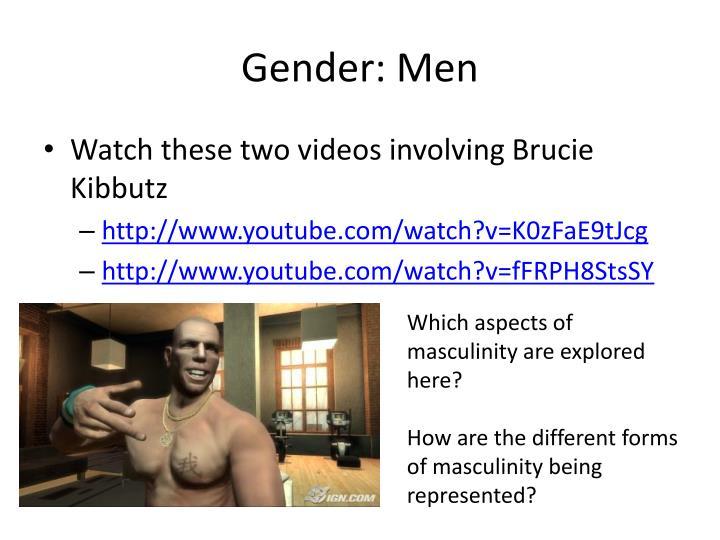 Gender: Men