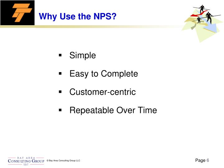 Why Use the NPS?