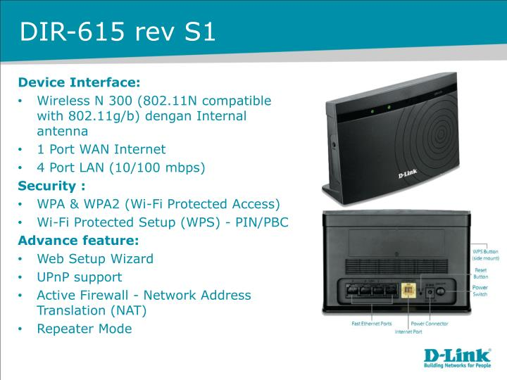 DIR-615 rev S1