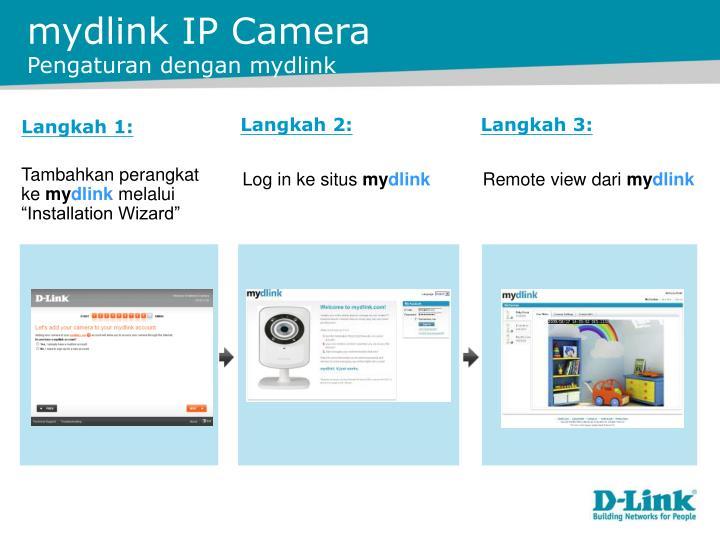 mydlink IP Camera