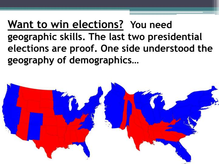 Want to win elections?