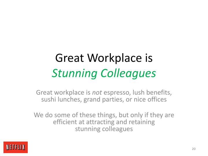Great Workplace is