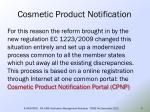 cosmetic product notification4