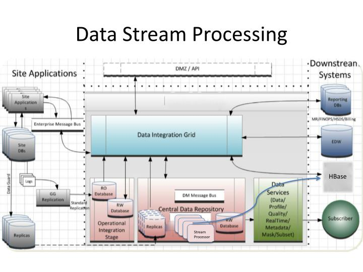 Data Stream Processing