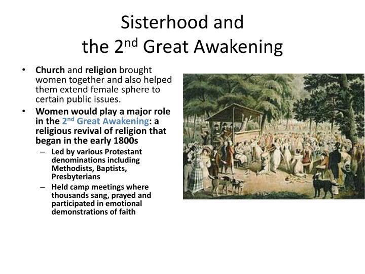 Sisterhood and