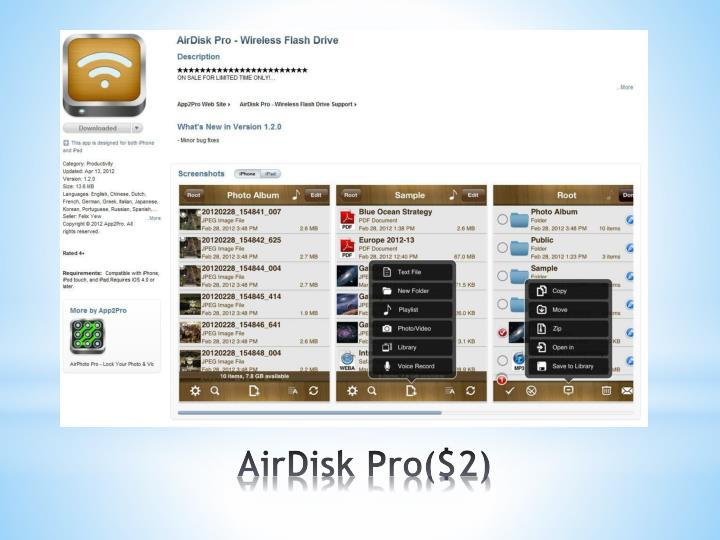 AirDisk
