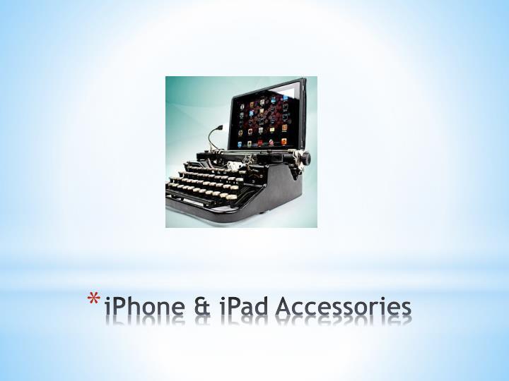 iPhone &