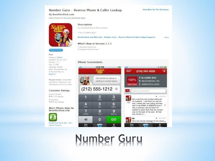 Number Guru