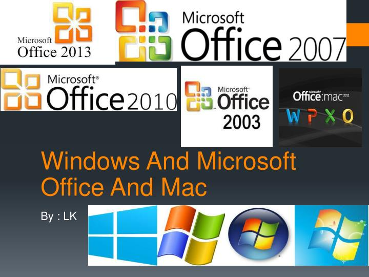 Office 2007 For Mac Download