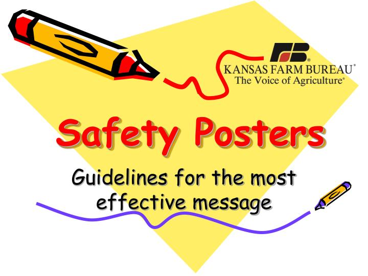 safety posters n.