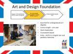art and design foundation