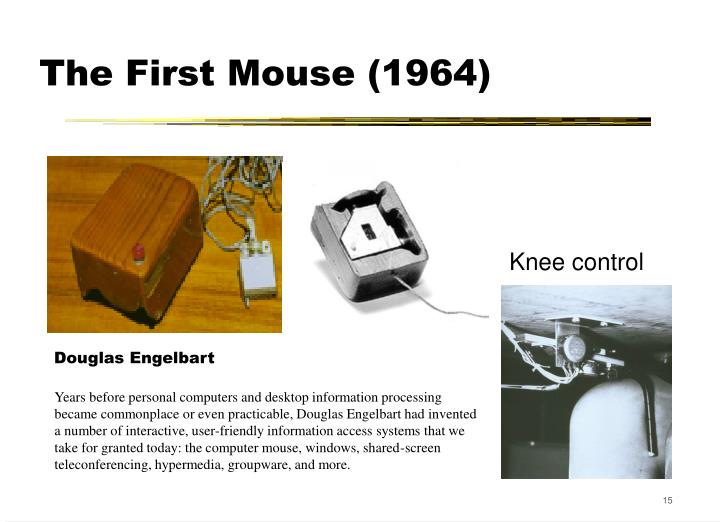 The First Mouse (1964)