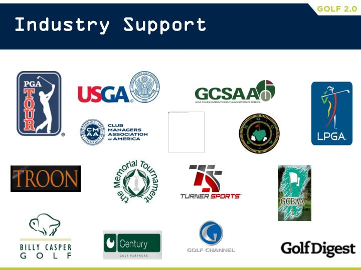 Industry Support