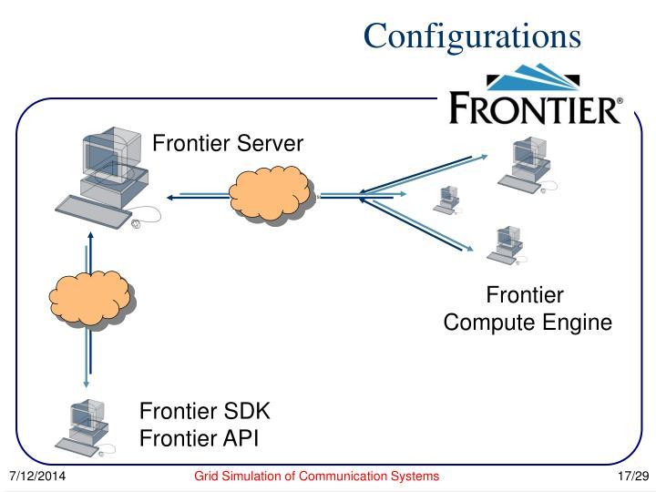 Frontier Server