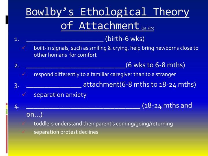 PPT - Emotional & Social Development in Infancy