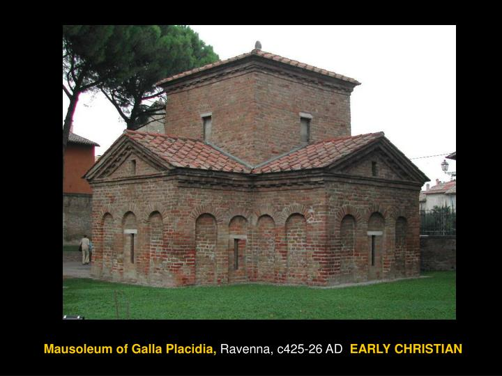 Mausoleum of Galla Placidia,