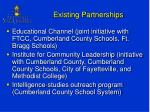 existing partnerships1