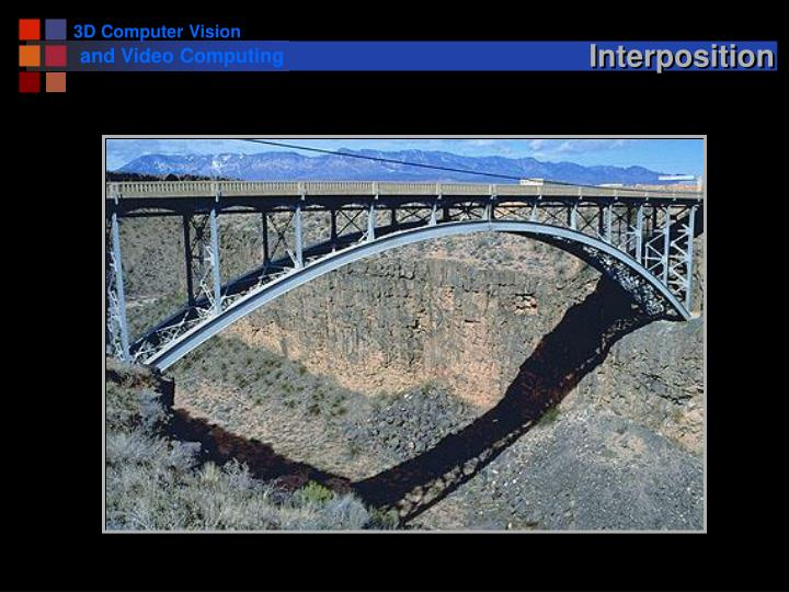 Interposition