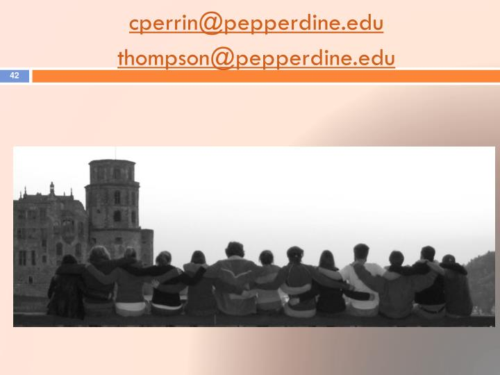 cperrin@pepperdine.edu