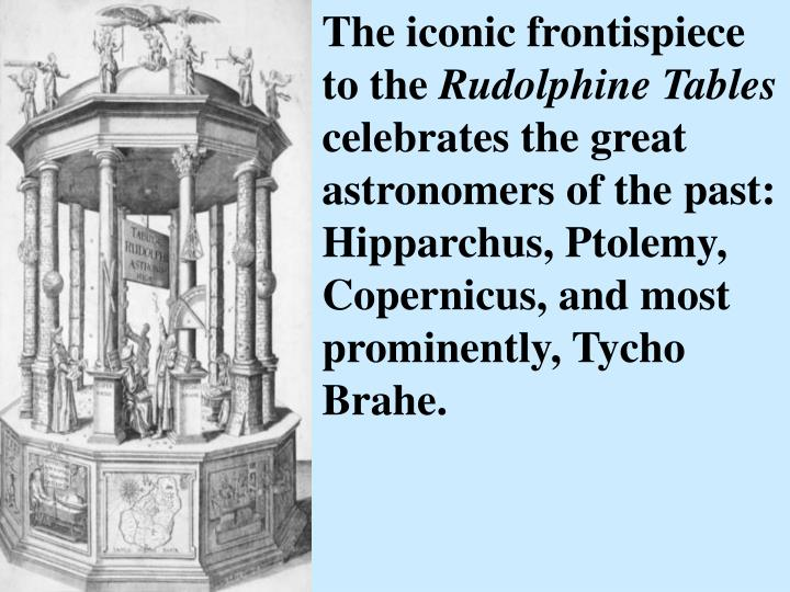 The iconic frontispiece to the