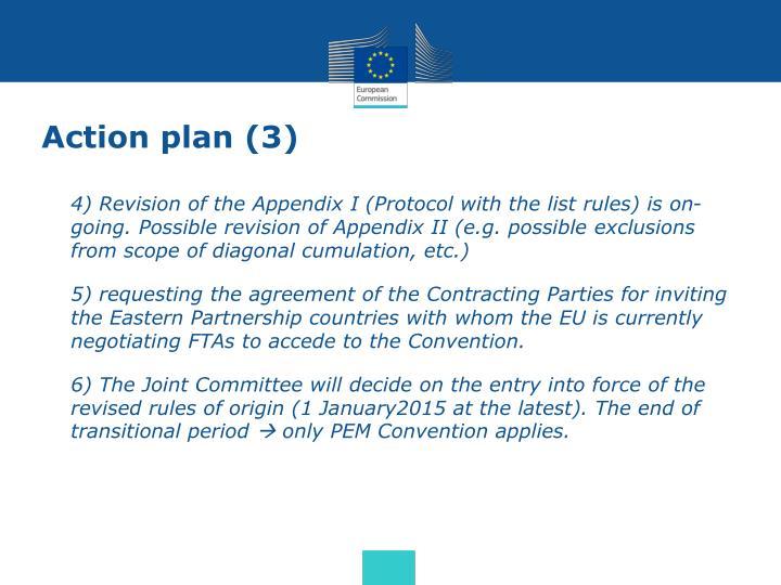 Action plan (3)