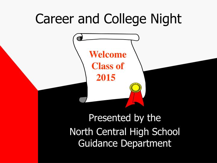 Career and college night