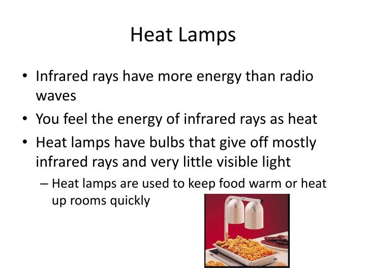 Exceptional Heat Lamps