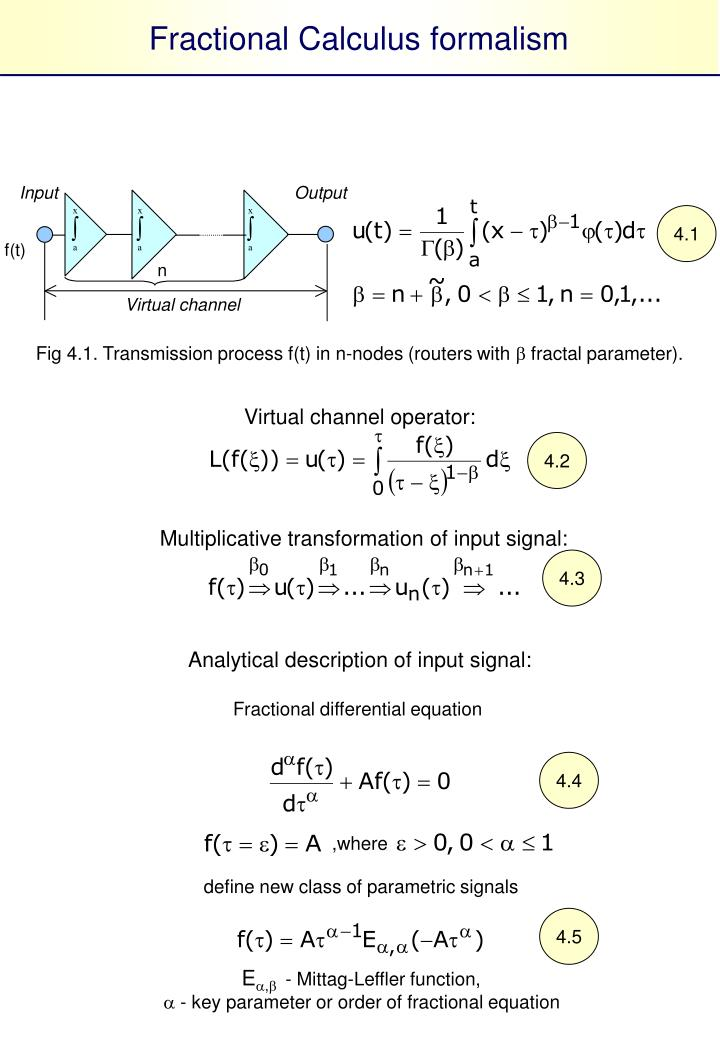 Virtual channel operator: