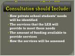 provision of title iii services