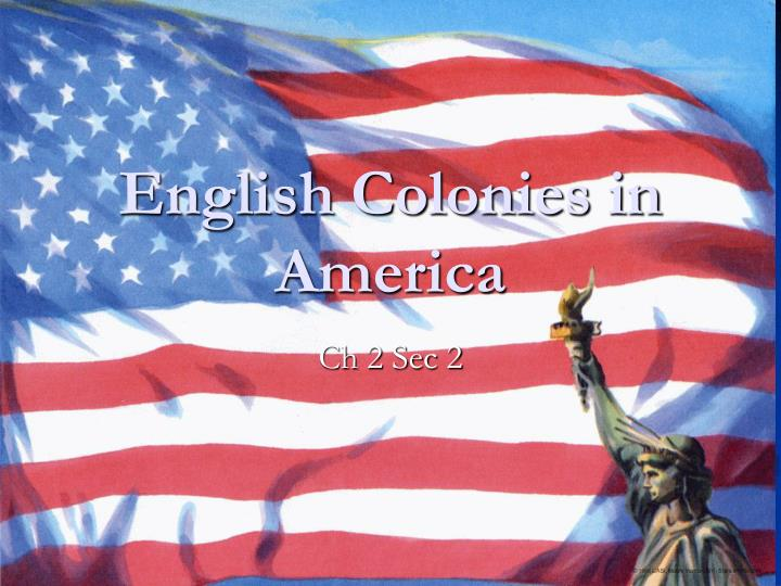 Ppt english colonies in america powerpoint presentation id1702416 english colonies in america toneelgroepblik Gallery