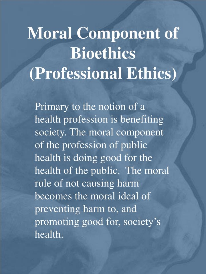 5 moral principles 5 moral principles are best kept simple: the simpler the moral principle the more sweeping the constraint and therefore the blunter the instrument we use for making.