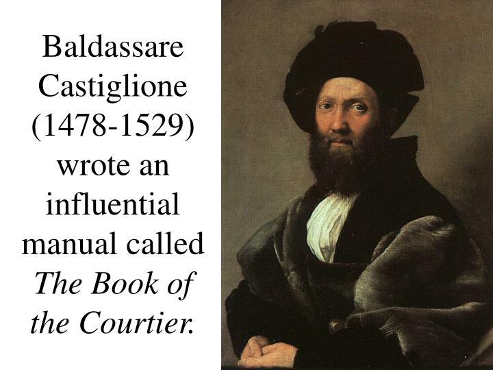 the book of courtier baldesar castiglione essay