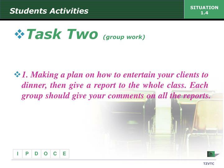 Students Activities